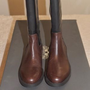 Never worn - Vince Camuto Riding Boot Size 5